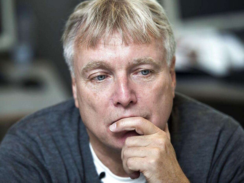 Uffe Elbæk er tæt på at have samlet vælgererklæringer nok til at blive opstillingsberettiget. Keld Navntoft / Scanpix 2013