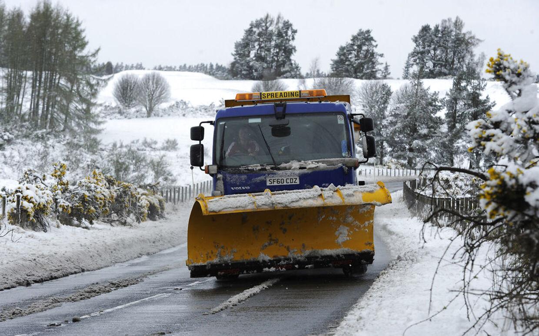 Sneplovene er rødglødende i det nordlige England.