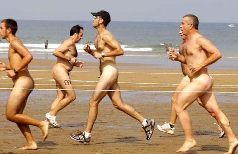 tyske nudister