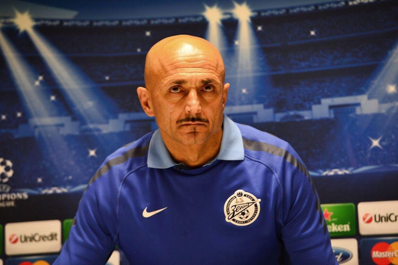 Italienske Luciano Spalletti er ny træner i Roma, og her han huserede han også i perioden 2005 til 2009.