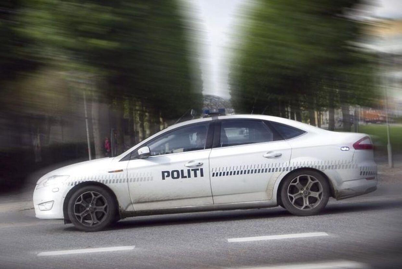 Politiet rykkede hurtigt ud, da der var mistanke om kabeltyveri i Karlslunde natten til onsdag.