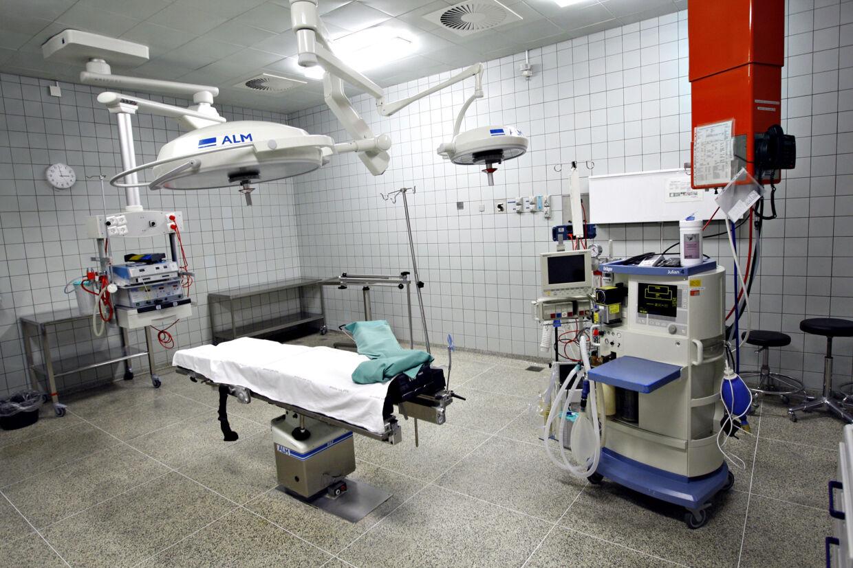 Under en rutinemæssig kikkertundersøgelse kunne en læge ikke kende forskelpå patientens skede og endetarmsåbning. (Foto: Claus Fisker/Scanpix 2008)