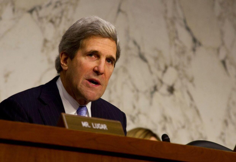 John Kerry indstilles til posten som amerikansk udenrigsminister.