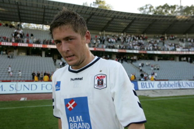 Anders Kaagh skifter til islandske Thróttur.