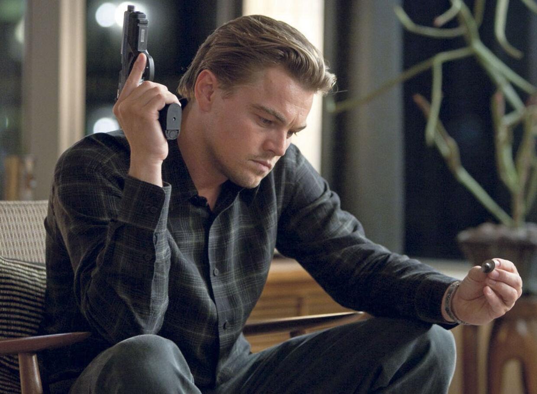 Leonardo DiCaprio og de andre skuespillere er så gode i 'Inception', at man helt glemmer, hvem de var før.