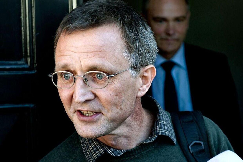 Anders Bondo Christensen, formand for Lærerforeningen, er frivilligt gået ned i løn.