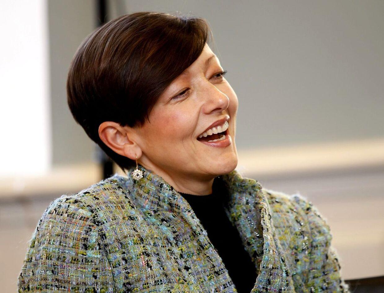 Grevinde Alexandra åbnede torsdag den 20. januar Unicefby Randers 2011.