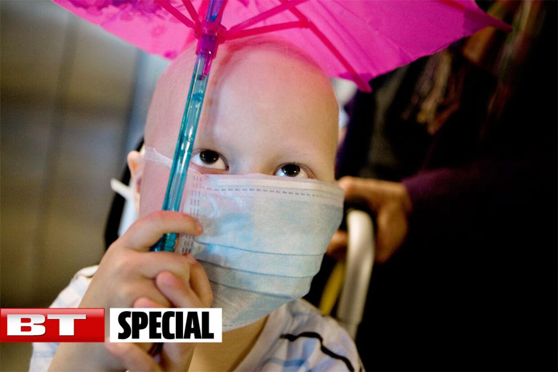 Laurits-Emil Larsen fik i december 2008 konstateret leukæmi. Selvom han i dag er blevet erklæret rask, er der endnu lang vej for den lille familie fra Falster.
