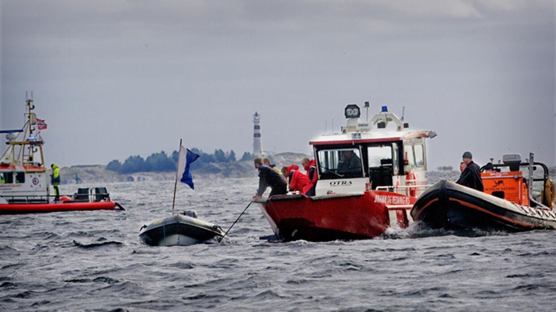 To danskere frygtes druknet i Norge.