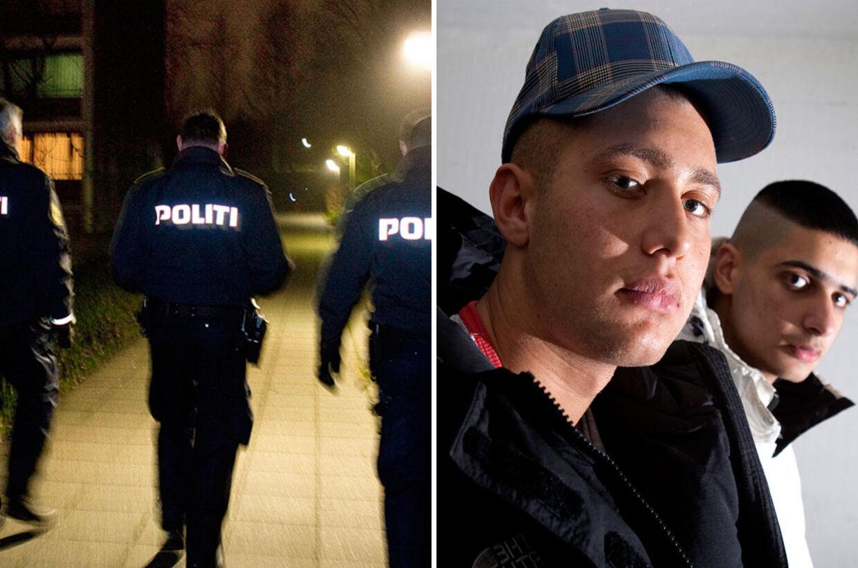 Uroen tilbage i Gellerup Efter flere år med ro i Aarhus-bydelen Gellerup, er der nu igen ballade. Politiet og Gellerup-unge giver her hver deres version af konflikten.