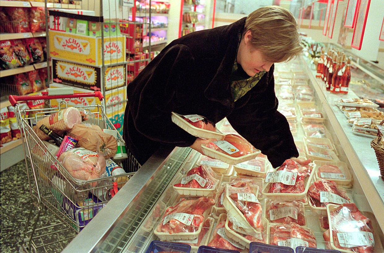 Selv om man ser sig godt for, når man står på hovedet i supermarkedets køledisk, er det ingen granti for, at man kommer hjem med sunde madvarer.