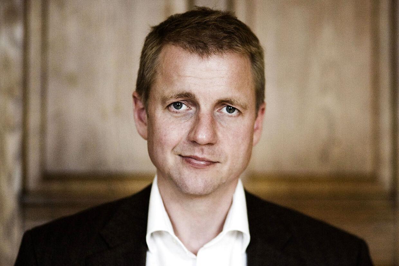Martin Geertsen, Kultur- og Fritidsborgmester i København (V).