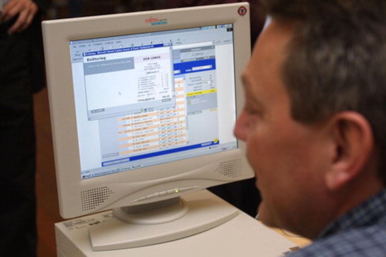 REKORDSTOR BØDE: Anklageskriftet ligger klar - Debitel bliver tiltalt for at have udsendt 52.000 e-mail og sms-beskeder i strid med markedsføringsloven. Modelfoto: Jens Nørgaard Larsen