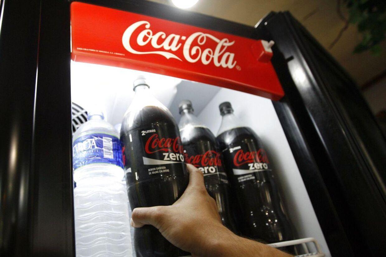 hvad gør cola ved kroppen