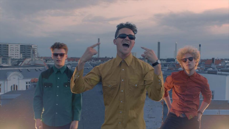 Umage Image er navnet på et nyt dansk boyband, som består af Jakob Thrane, Ruben Søltoft og Theis Kildetoft.