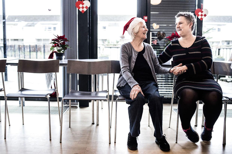 På plejehjem landet over danses der på livet løs. Dans og sang har nemlig vist sig at have en positiv effekt på demens.