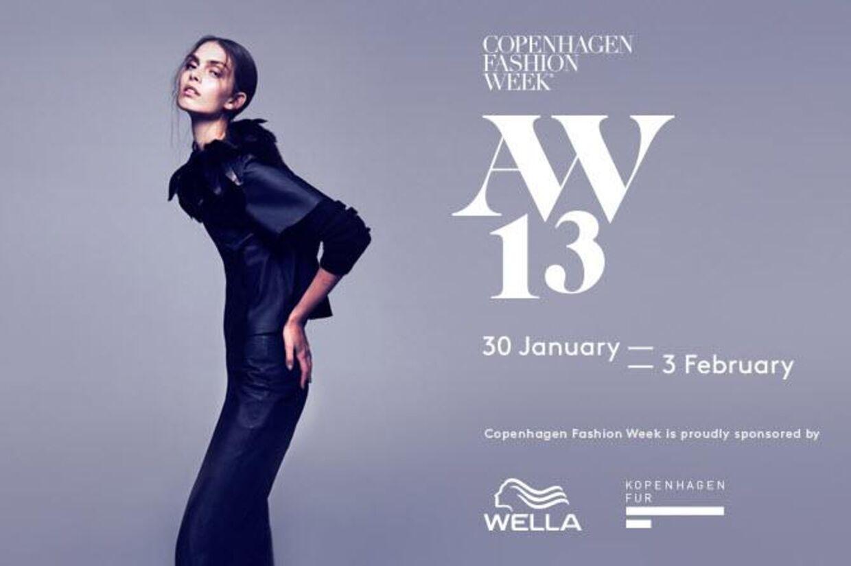 Copenhagen Fashion Week har valgt at bruge en tynd og fotomanipuleret model som blikfang både på forsiden af årets modeuge-program og på modeugens hjemmeside