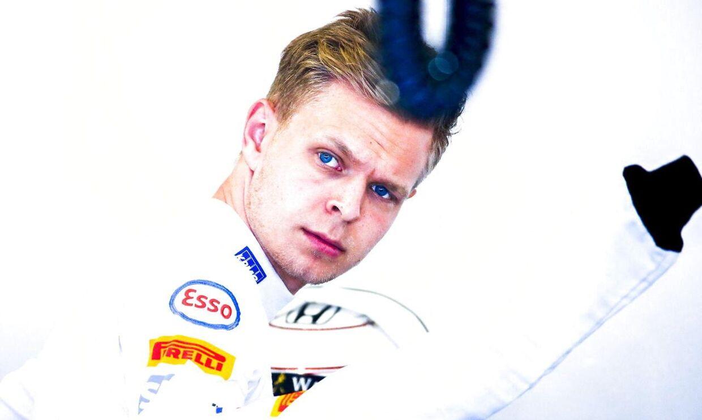 Kevin Magnussen kan i den kommende sæson blive Renault-kører.