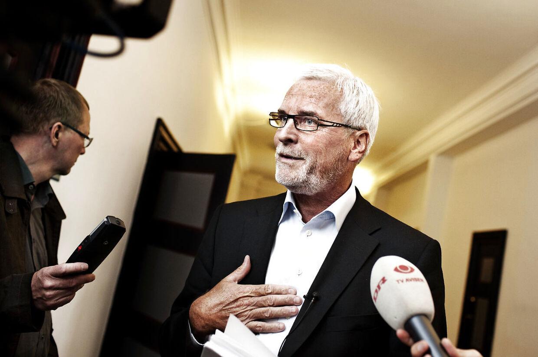 Odenses borgmester Anker Boye siger stop efter 20 år.