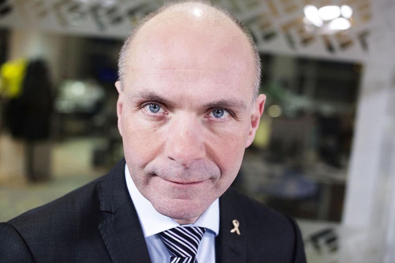 Søren Gade har tabt sig 20 kg siden han var forsvarsminister og han er stadig uhyre populær i Venstre-kredse.