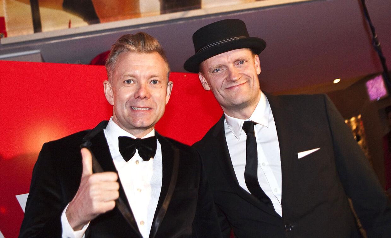 Casper og Frank er klar til anden omgang af 'Klovn - The Movie'.