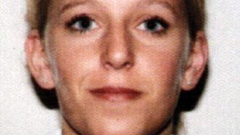 Dette foto af Tina Jørgensen stammer fra hendes kørekort og var det politiet brugte, da hun blev efterlyst.