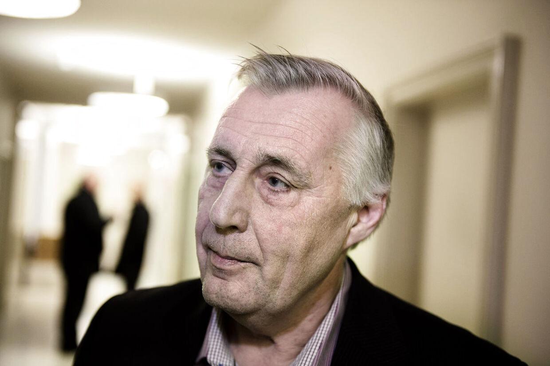 Henrik Dam Kristensenoplyser DSB nu trækker sig ud af deres svenske forbindelser(Foto: Liselotte Sabroe/Scanpix 2013)