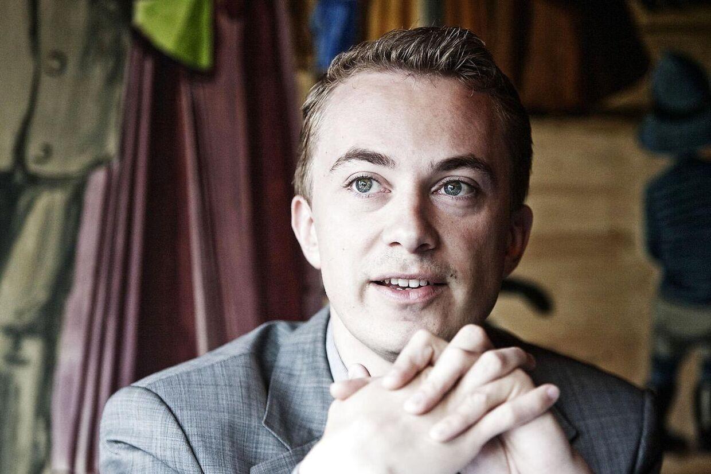 Morten Messerschmidt mener ikke, at en som Thomas Blachman skal udtale sig om det danske monarki.