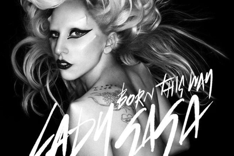 """Lady Gagas nye vilde look på omslaget til singlen """"Born This Way"""""""