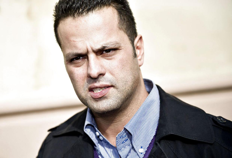 ARKIV- -Politiet fandt Amin Skov ved ankomst til brandalarm på Restaurant Vejlegården. Han er nu indlagt. (Foto: Torkil Adsersen/Scanpix 2012)