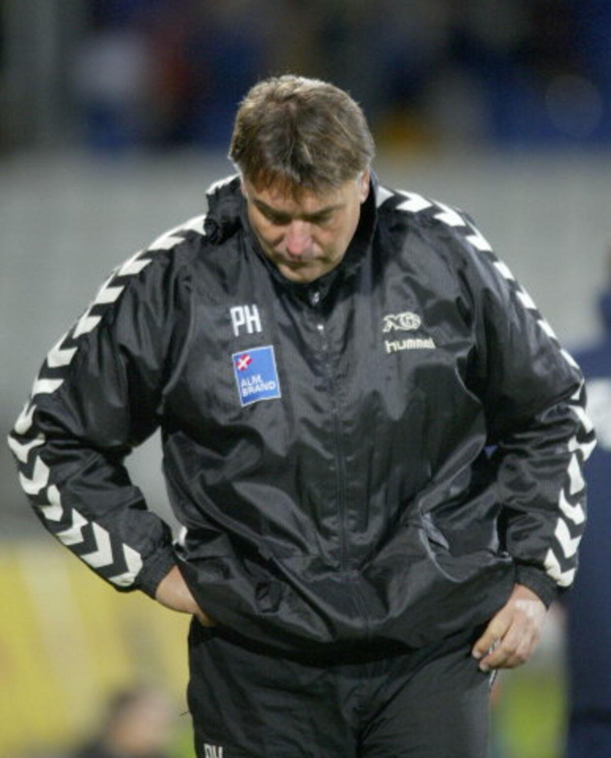 Poul Hansen stopper ikke uventet i kriseramte AGF: Foto: Claus Fisker