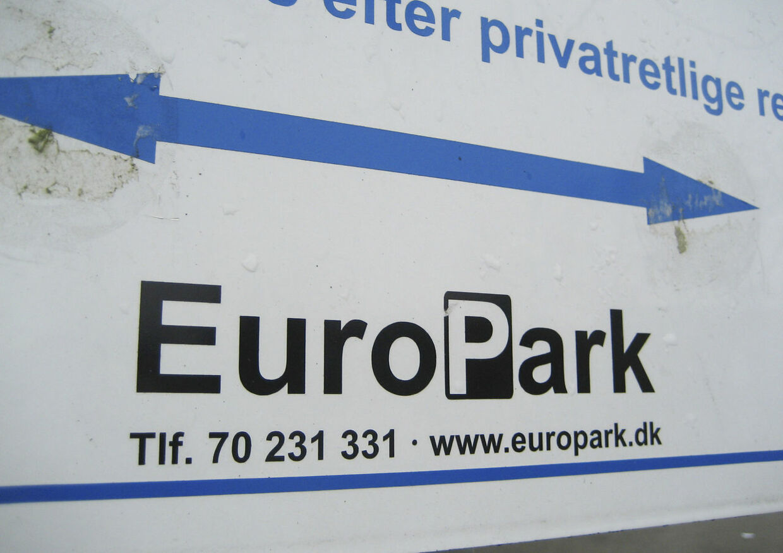 Fremover kan EuroPark ikke pålægge et gebyr på 100 kr. ved første rykkerskrivelse. Det besluttede Sø- og Handelsretten torsdag