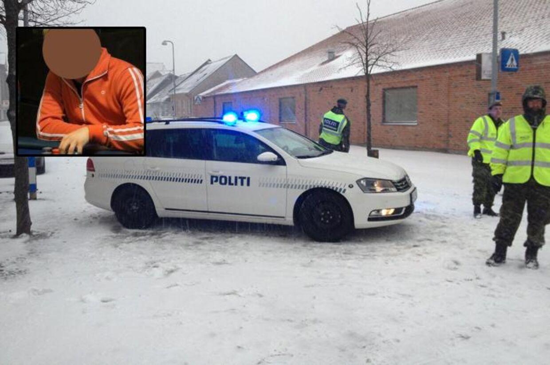 En far er blevet varetægtsfængslet sigtet for at dræbe sin søn i Bramming.