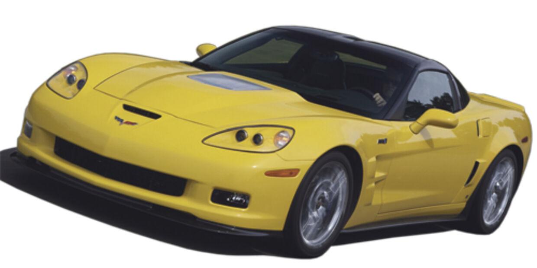 Jan Magnussen kører B.T.s foretrukne superbil Chevrolet Corvette. Hurtigste model klarer 330 km/t. Auto Bild og Berlingske vil hellere have topmotoriserede sedan-biler fra BMW og Mercedes.