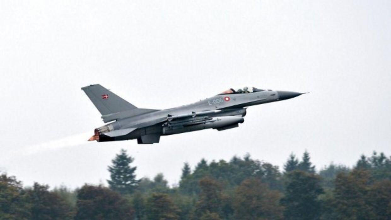 Den danske indsats mod IS kan blive særdeles langvarig. Arkivfoto: Claus Fisker Foto: Claus Fisker