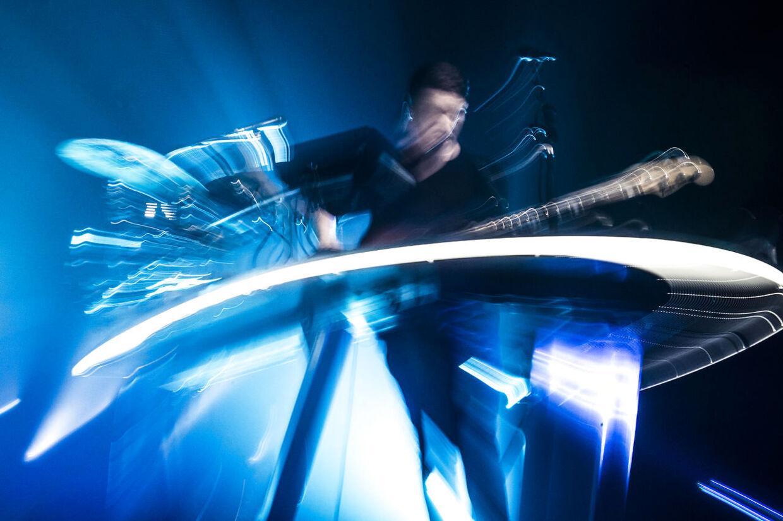 Koncert med Disclose, et engelsk brødrepar, der debuterede i 2010. Her spiller de i Tap1 på Vesterbro i København