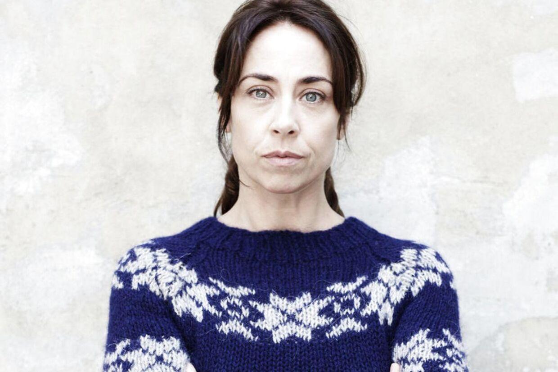 Sofie Gråbøl som Sarah Lund i Forbrydelsen lll