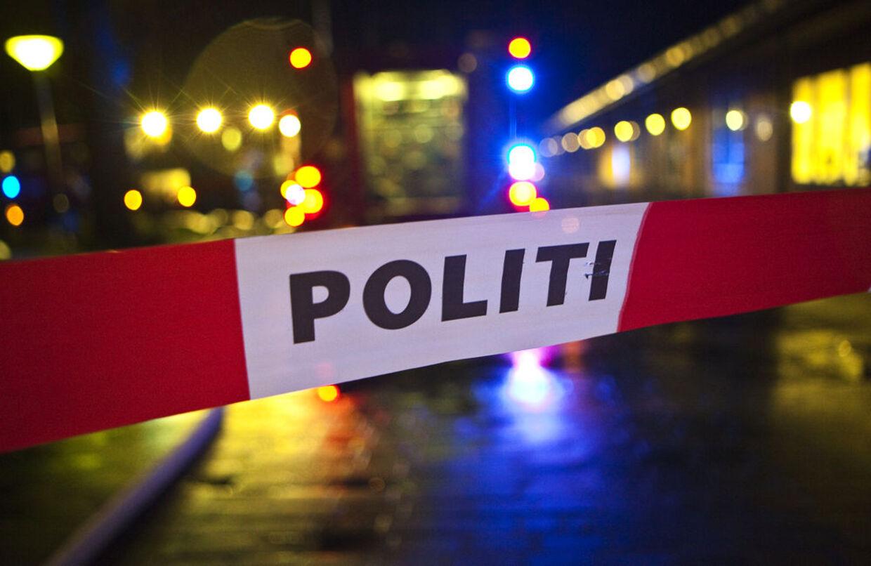 2. juledag var der gang i gaderøverierne i København. Hele seks gange onsdag aften forsøgte ukendte gerningsmænd at passe tilfældige mennesker op og røve deres værdier. (Arkivfoto)