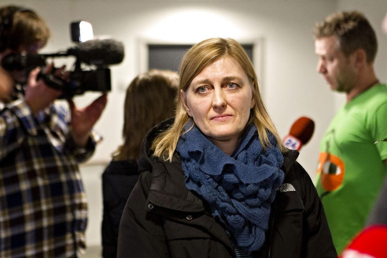 Kitty Andersen, der er mor til Lasse Aadal Jensen, er lettet over dommen, selvom hun ikke kalder det et endeligt punktum.