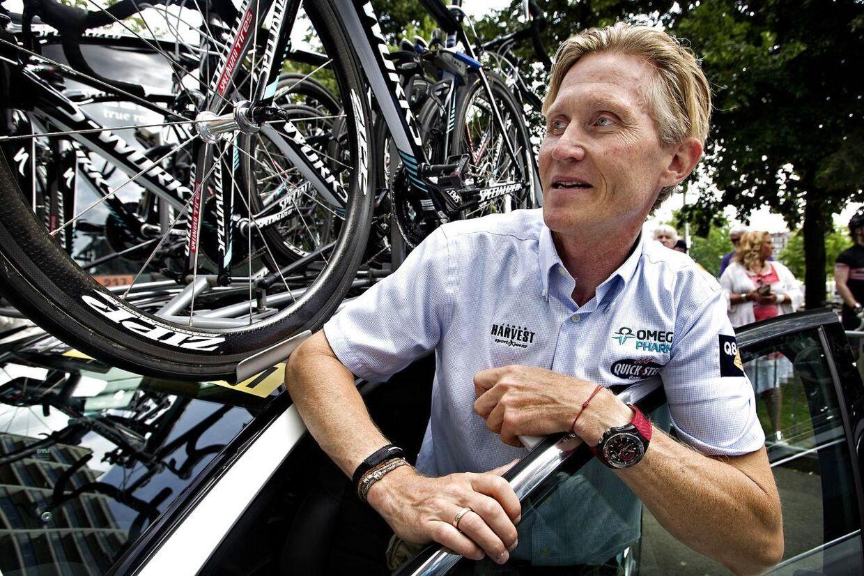 Brian Holm stiller op for Konservative ved kommunalvalget i 2013. Arkivfoto.