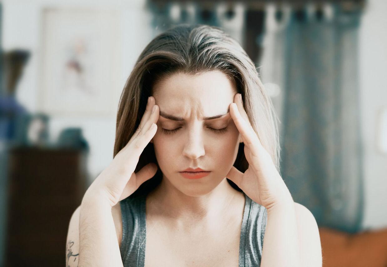 Hvis man er ramt af OCD kan det være svært at styre sin frygt for, at noget forfærdeligt vil ske med en selv, eller dem man holder af. Foto: Iris