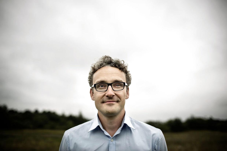 Liberal Alliances skatteordfører Ole Birk Olesen kunne ikke drømme om at anmelde sine naboer til Skat for sort arbejde. (Foto: Niels Ahlmann Olesen/Scanpix 2013)