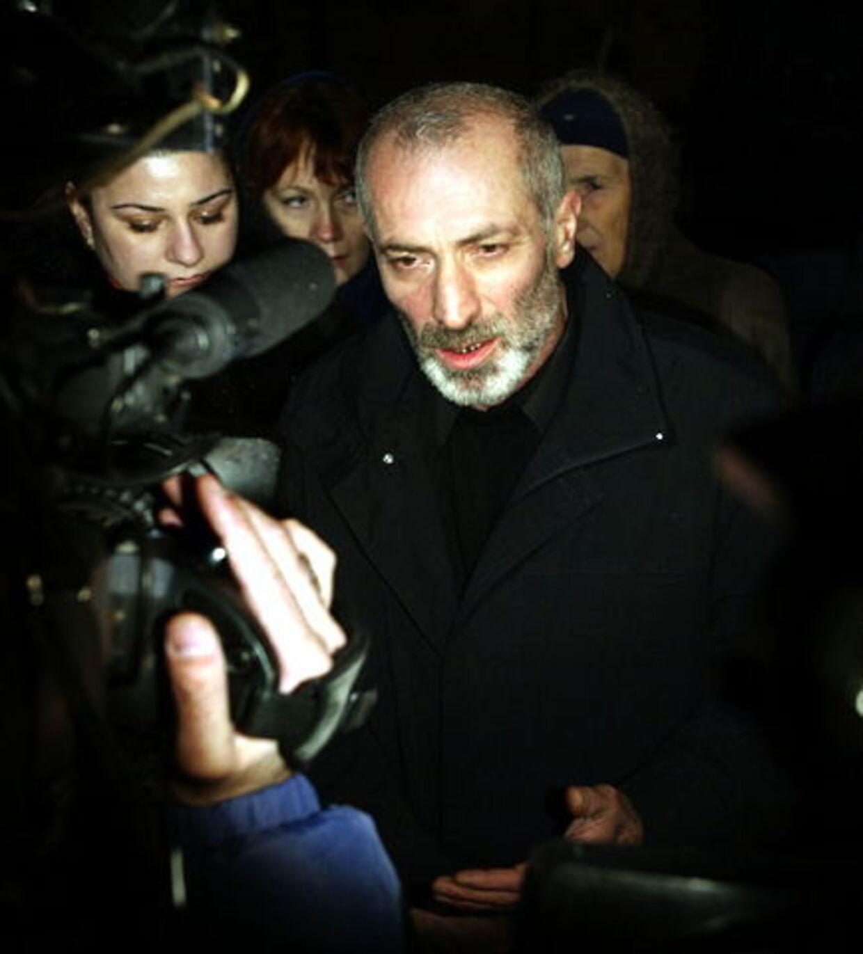 Vitalij Kalojev angrer ikke drabet på den danske flyveleder Peter Nielsen.