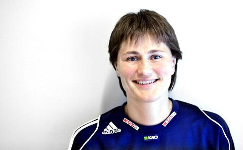 Anja Andersen vil introducere et helt nyt spilkoncept og forståelse af håndbolden.