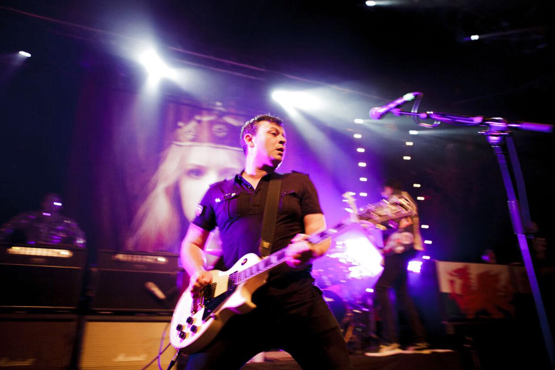 Forsanger og guitarist James Dean Bradfield