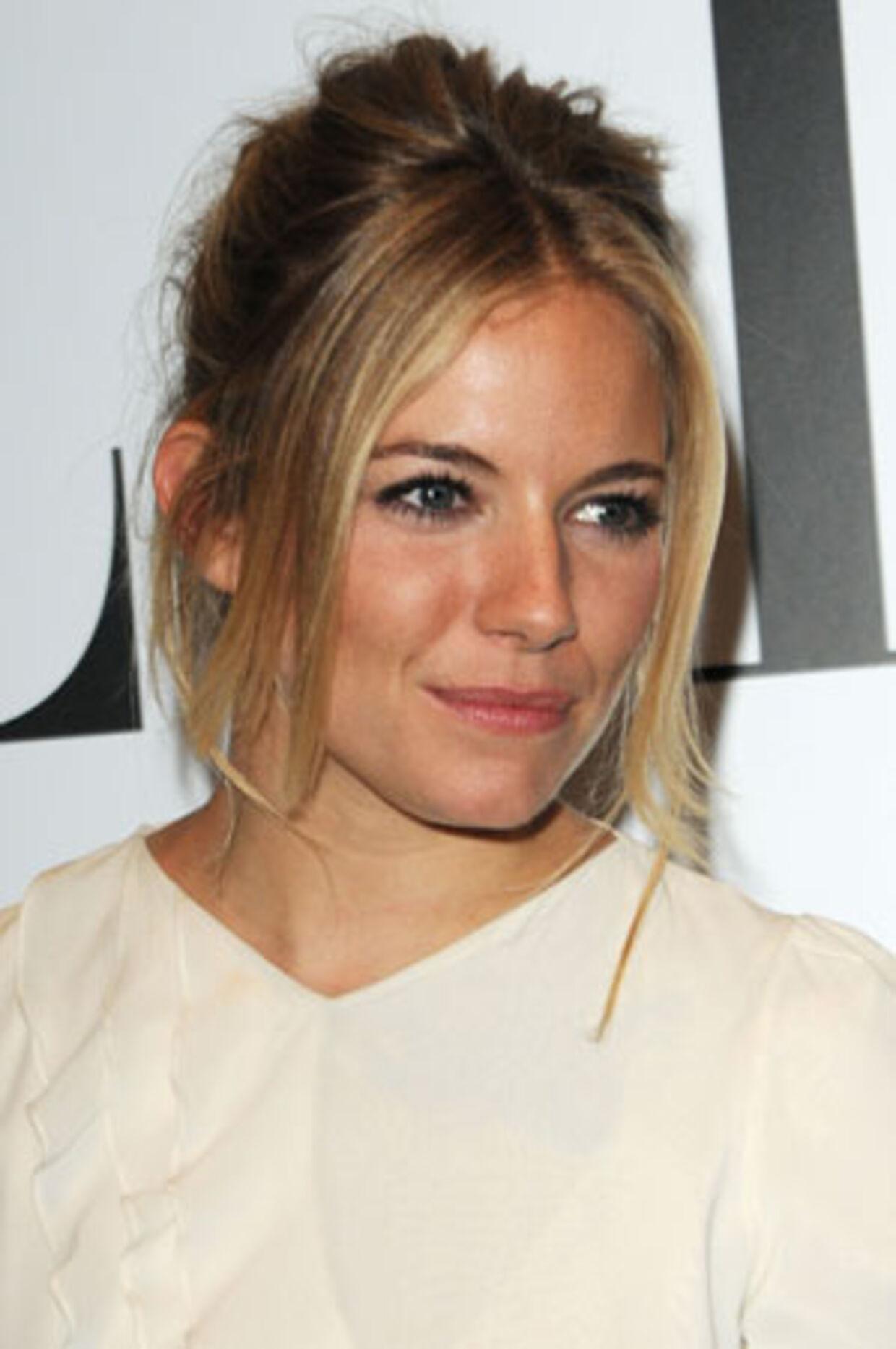 Sienna Miller skulle eftersigende date skuespiller, oliearving og familiefar Balthazar Getty.