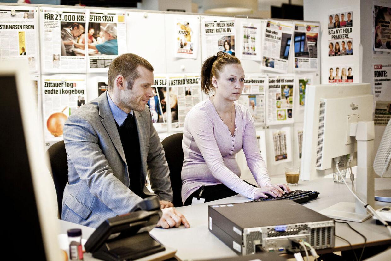 Chat med Joachim B. Olsen og Tania på bt.dk