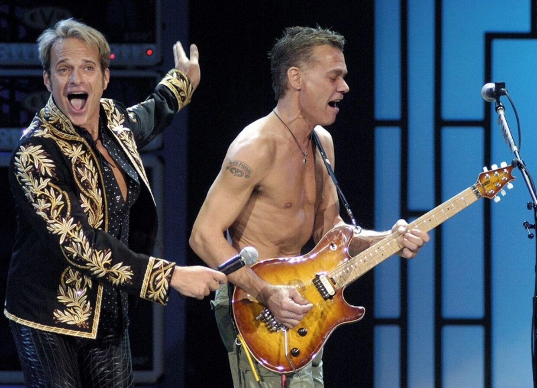 Dave Lee Roth og Eddie Van Halen er allerede begyndt at skrive nye sange sammen. Van Halen går i studiet om et år.