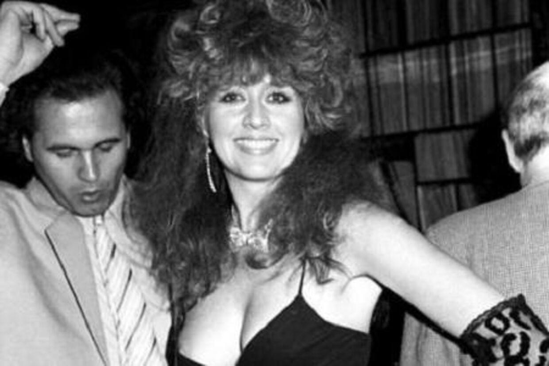 Carole Mallory, da det kørte for fulde nagler i 70erne