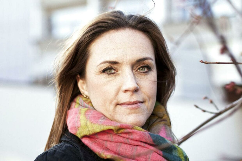 Karen Hækkerups mor fik konstanteret kræft og døde på datterens bryllupsdag
